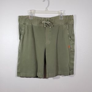 Polo Ralph Lauren Drawstring Shorts Army Green L